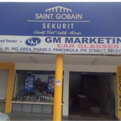 GM Marketing, Panchkula Industrial Estate - Car Glass