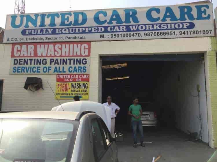 United Car Care >> United Car Care Panchkula Sector 11 Computerised