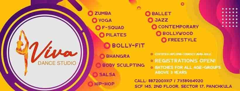 Viva Dance Studio, Panchkula - Dance Classes in Panchkula