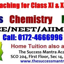 The Success Mantra Academy, Sector 14 - Neet Tutorials in Panchkula