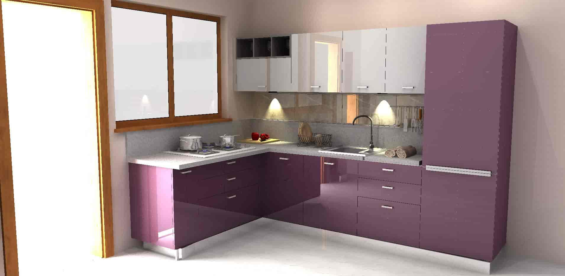 Sleek Kitchens, Godhra   HD Retails   Modular Kitchen Dealers Sleek In  Panchmahal   Justdial