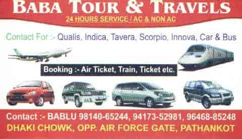 Baba Tour Travels, Near Railway Station Platorm Number - 2, Inside