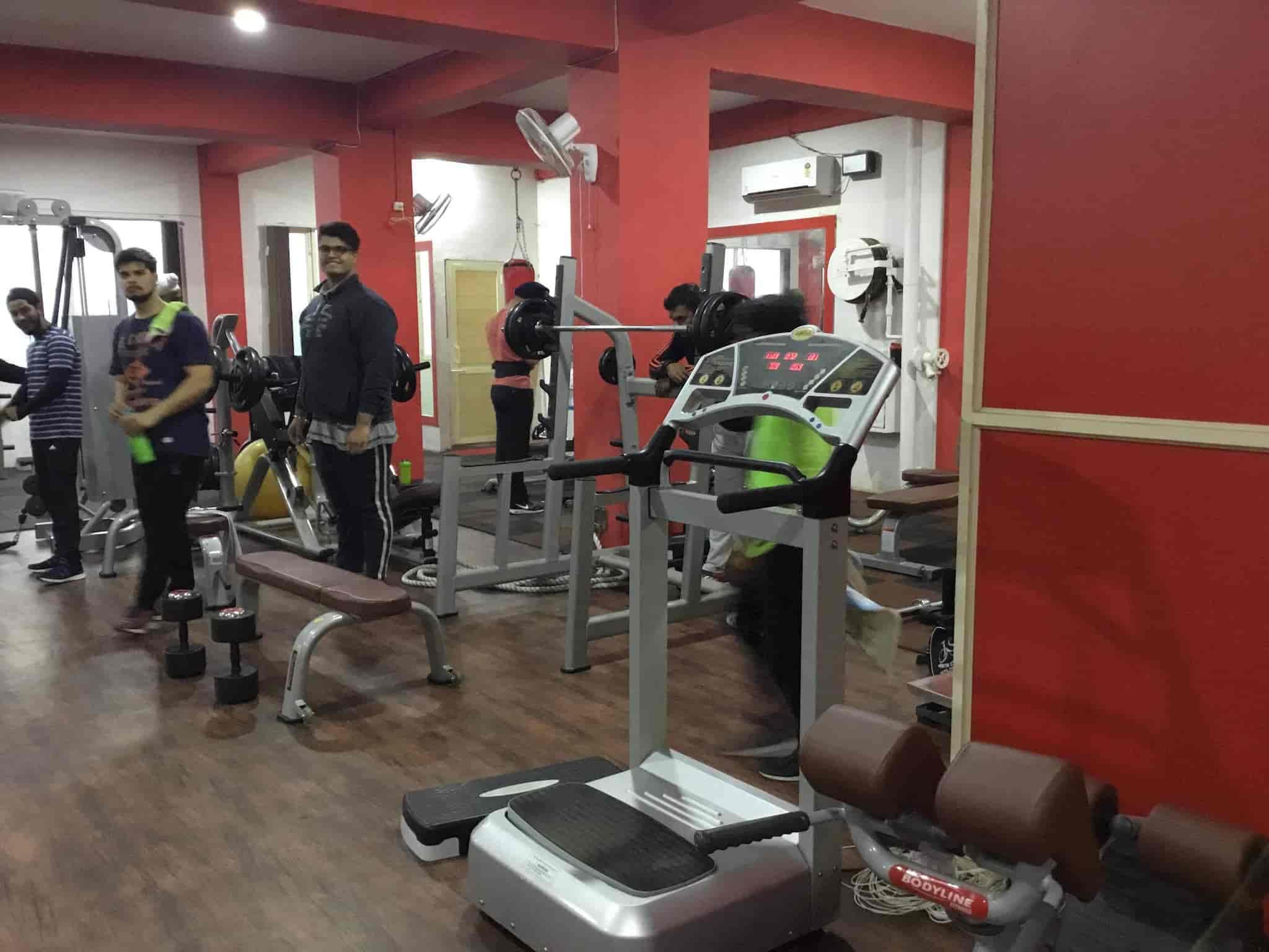 Heat health hub gyms in patiala justdial