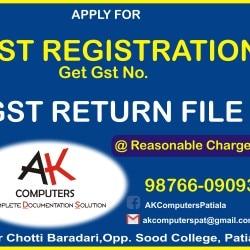 AK Computers -patiala, Patiala HO - Documentation Services