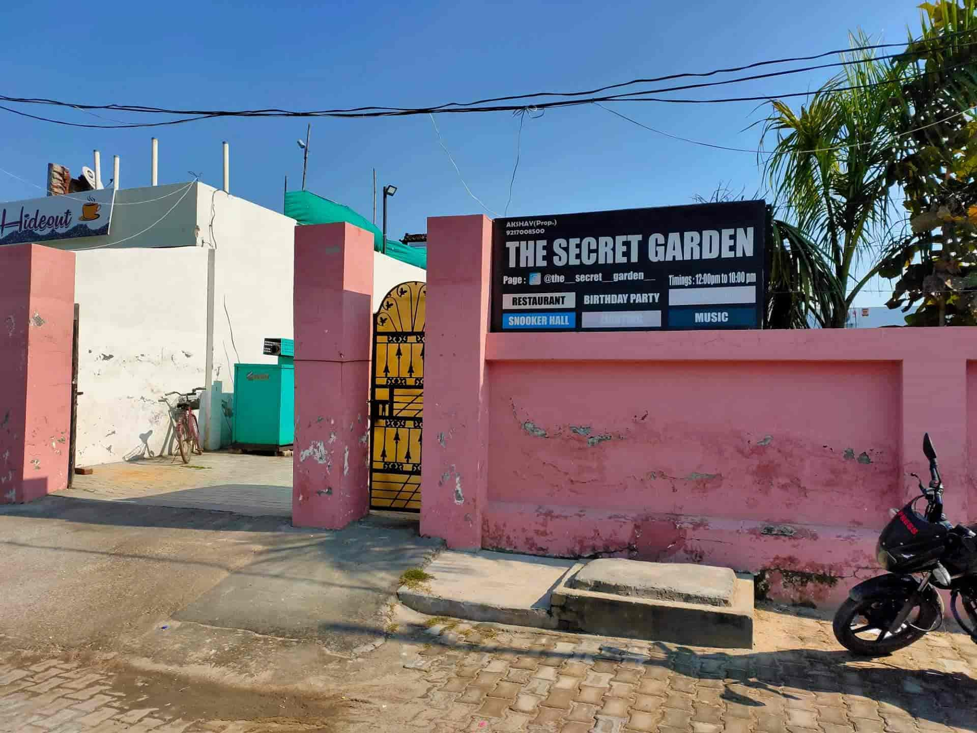 The Secret Garden Sidhuwal Patiala Indian Cuisine Restaurant Justdial