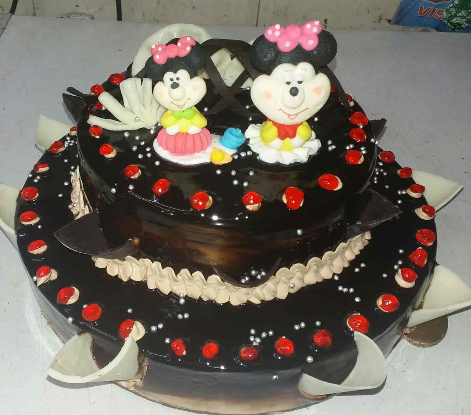 Birthday Cake Image Name Sonu