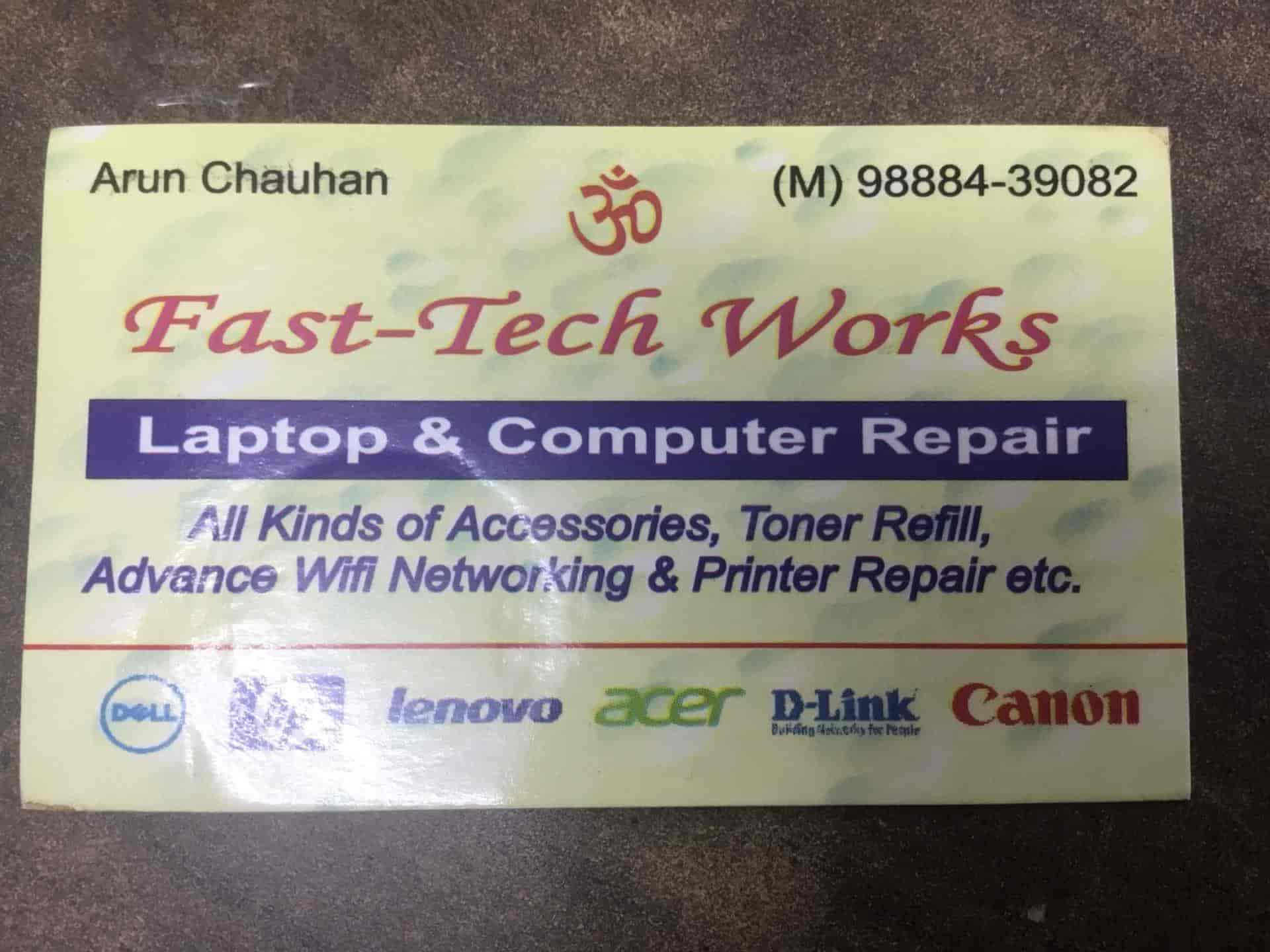 Fast Tech Works Photos, Leela Bhawan, Patiala- Pictures