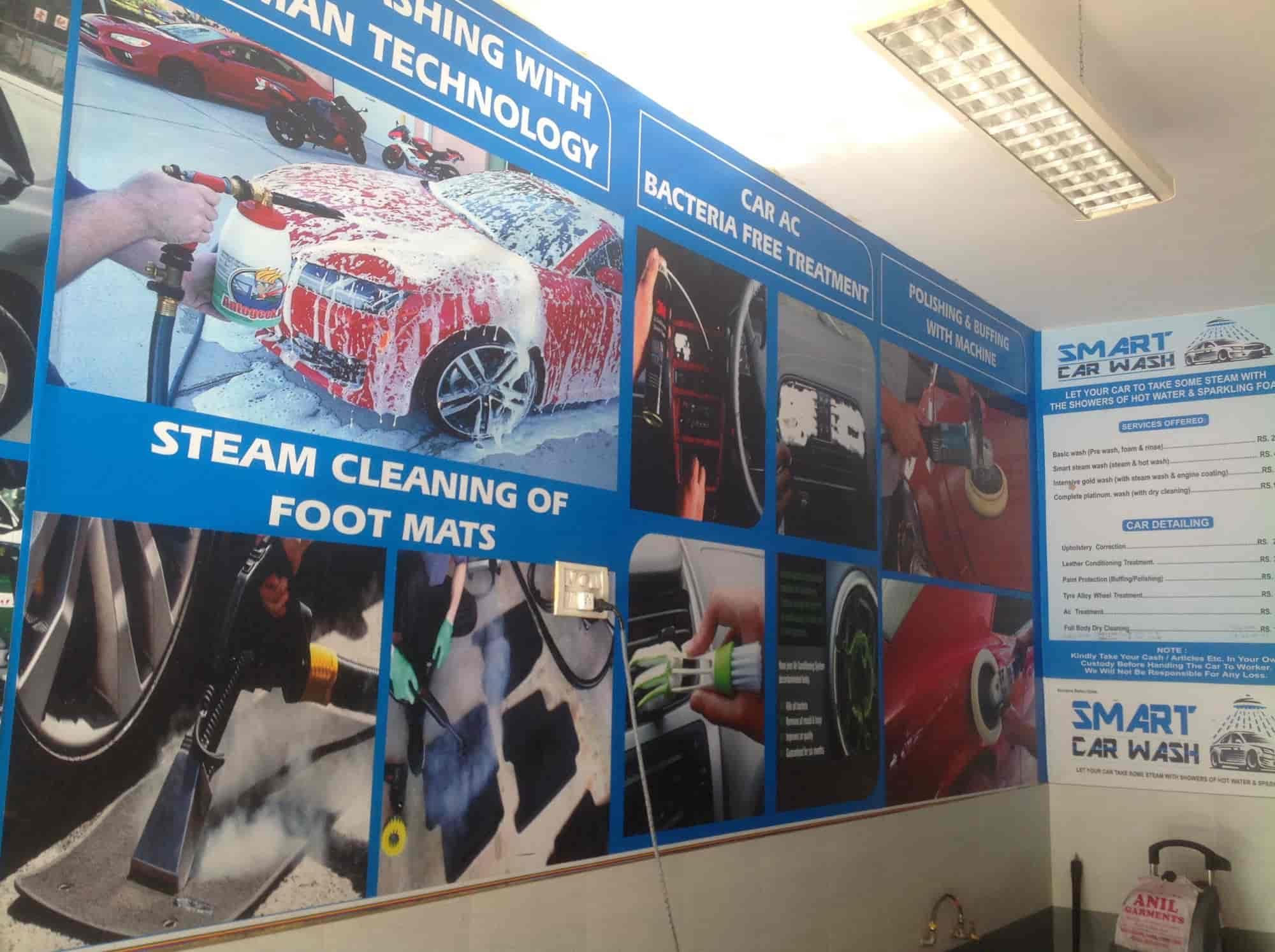 Smart Car Wash s Majithia Enclave Patiala &