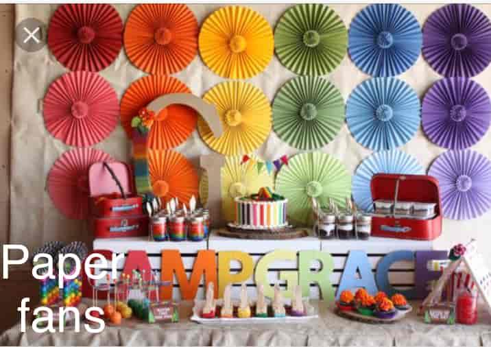 Birthday Decoration Shop Yogesh Traders Photos Qila Chowk