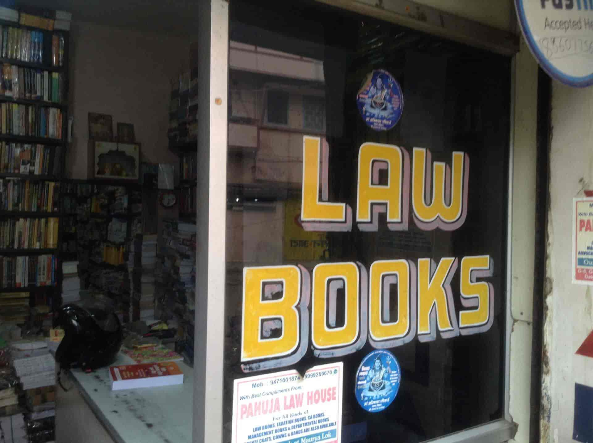 Pahuja Law House, Kadamkuan - Book Shops in Patna - Justdial