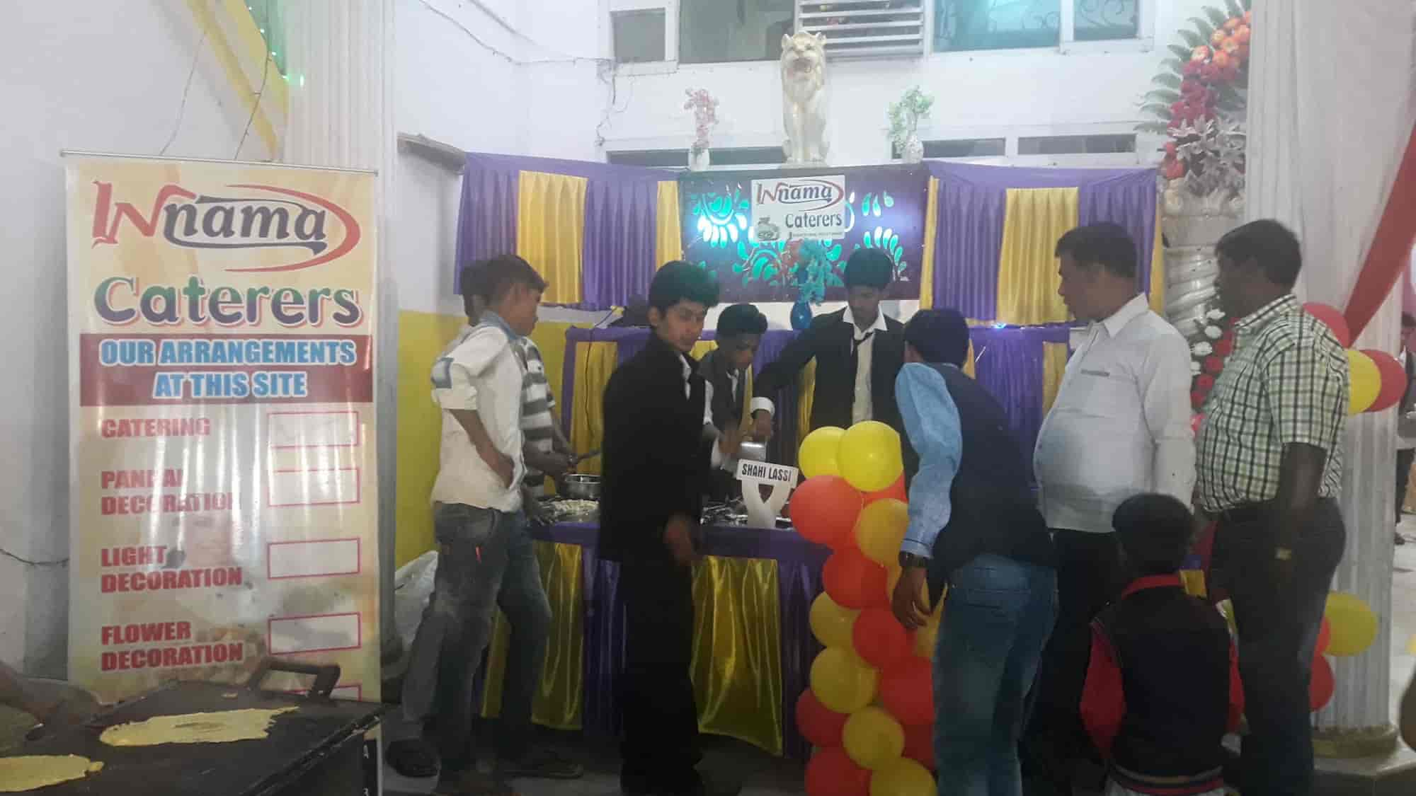 Innama Caterers & Events Planner, Patna City - Caterers (Upto 300