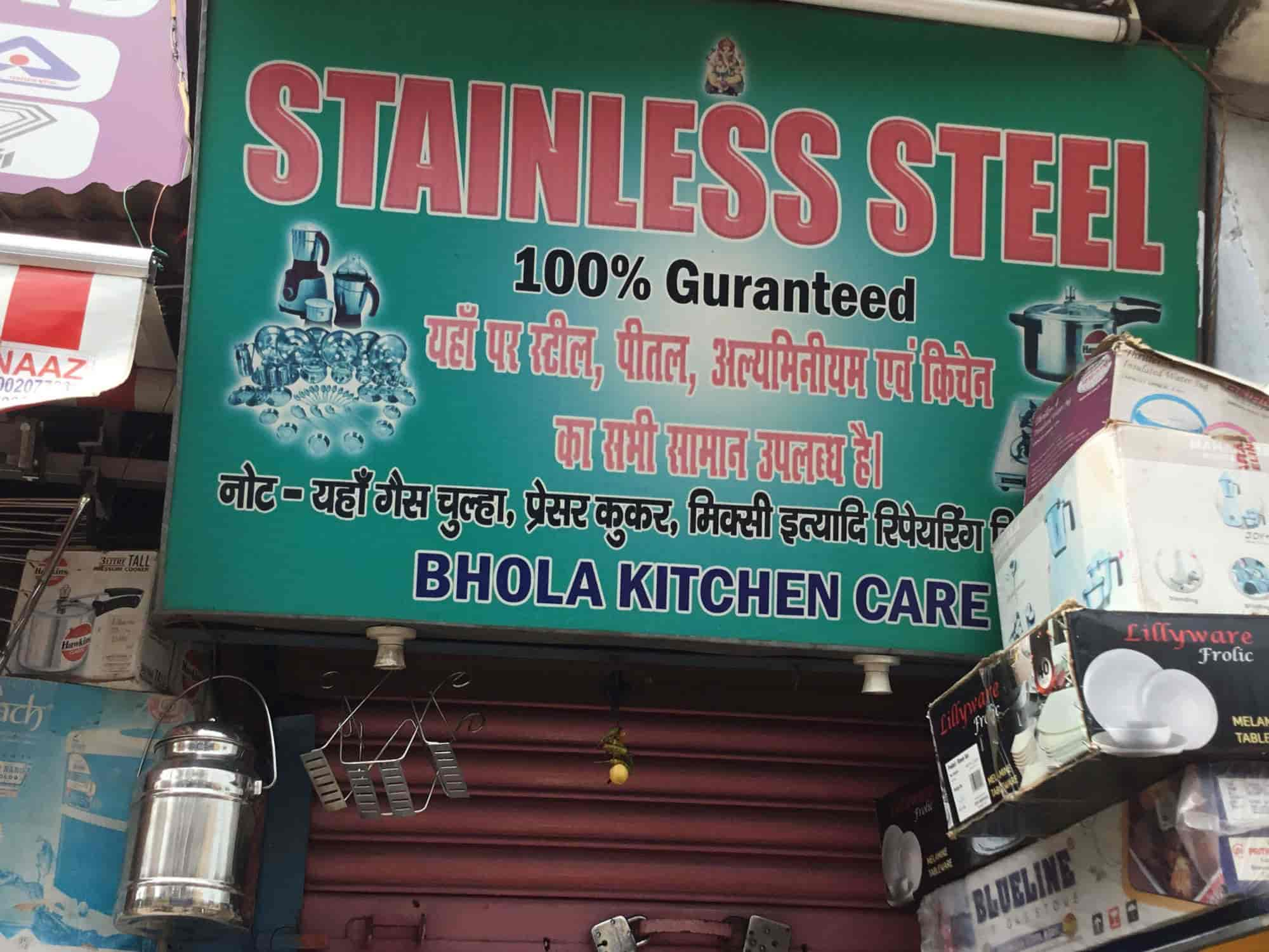 Bhola Kitchen Care Photos, Boring Road, Patna- Pictures & Images ...