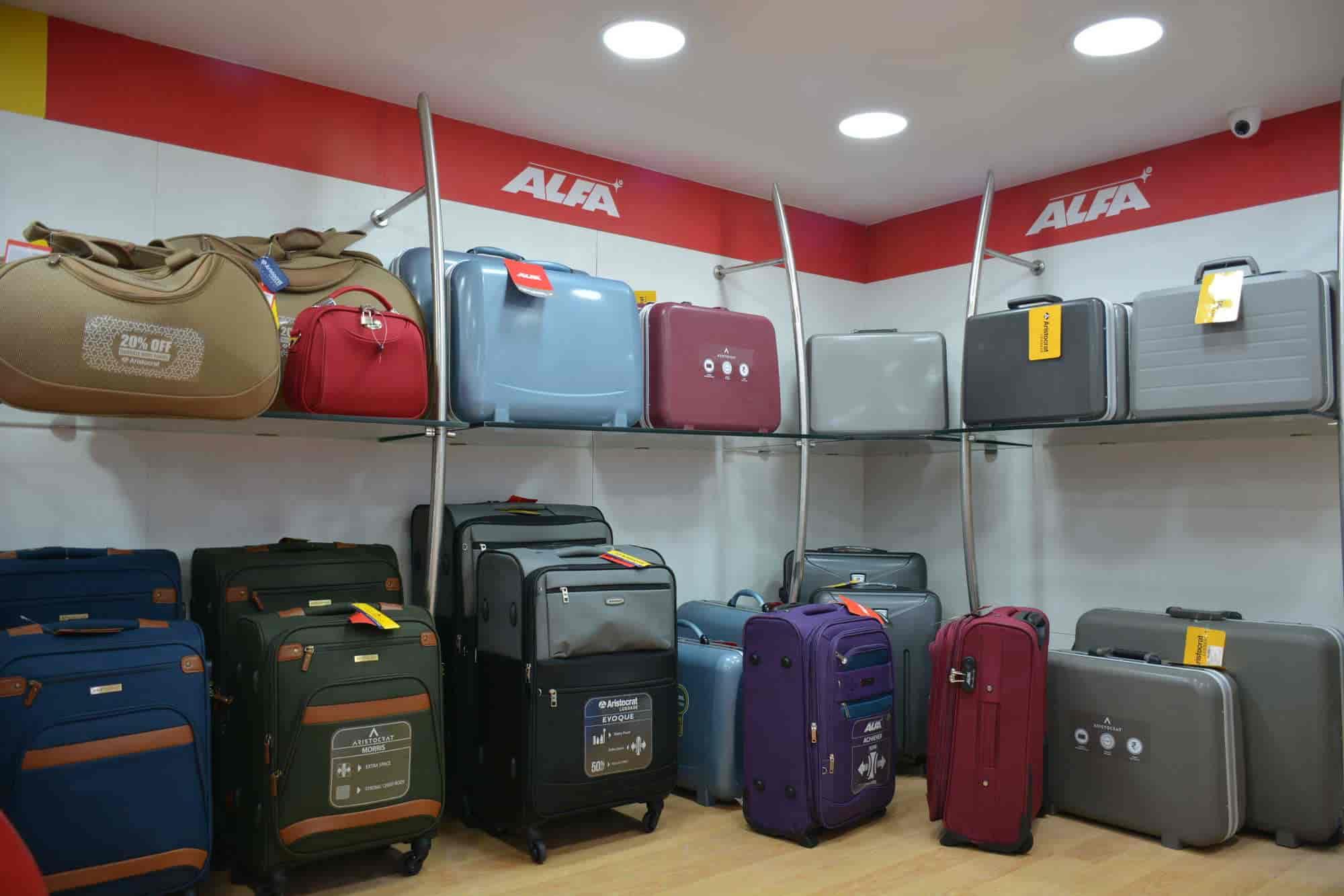 3d5b95b818 ... Dealers; Inside view of Bag & Luggage Shop - Vip Lounge Photos, Boring  Road, Patna ...
