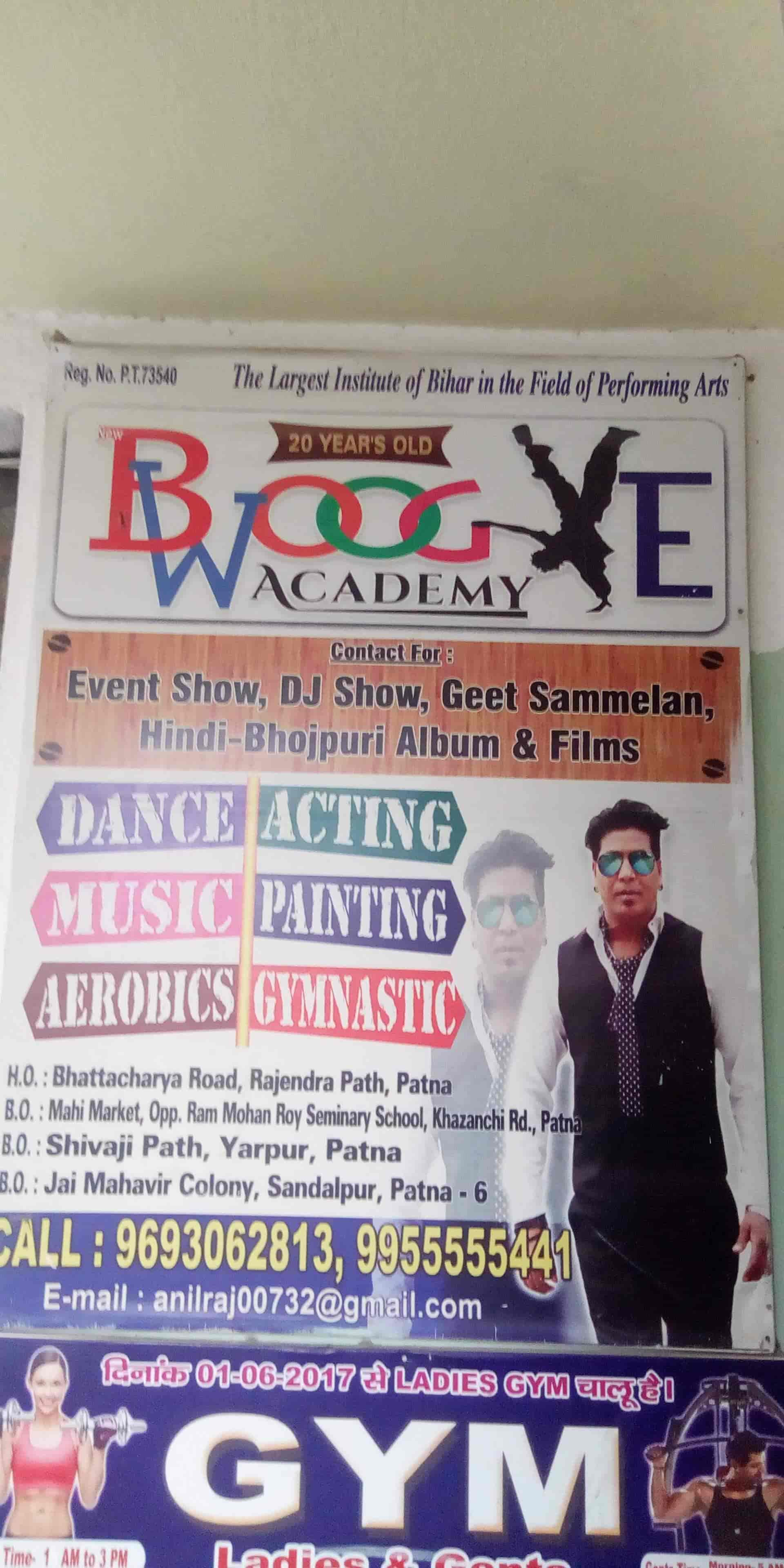 New Boogie Woogie Academy, Boring Road - Dance Classes in