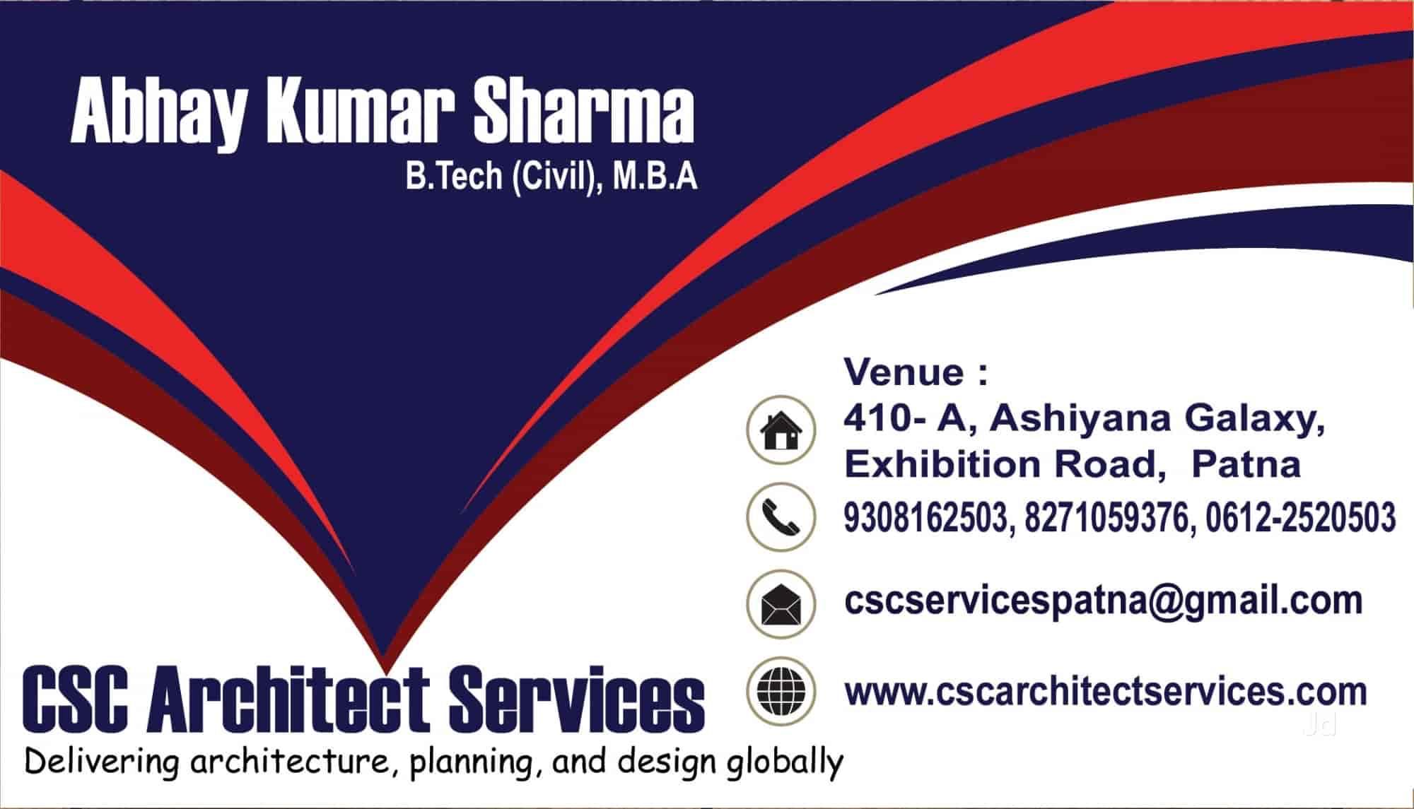 CSC Architect Services, Exhibition Road - Commercial