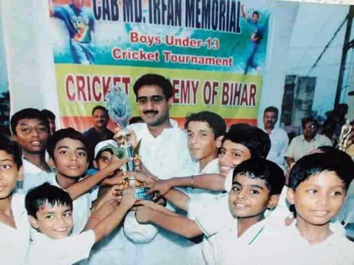 Cricket Academy Of Bihar, Mahendru - Cricket Coaching Classes in