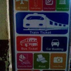 Electro Forum, Dak Bunglow Road - Railway Ticketing Agents