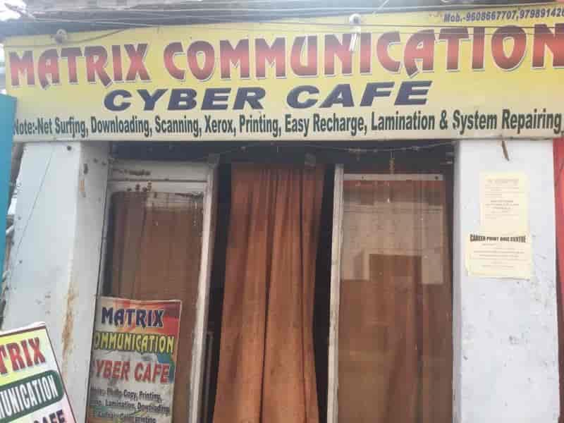 Matrix Communication Cyber Cafe Photos, Postal Park, Patna- Pictures