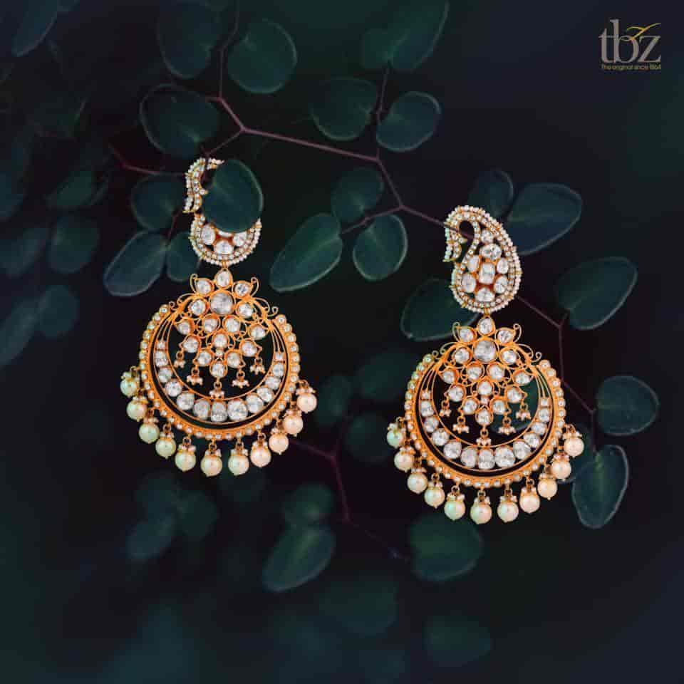 fd081cf558f61 Tribhovandas Bhimji Zaveri Showroom, Boring Road - Jewellery ...