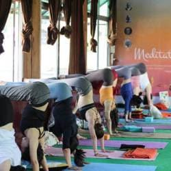 Tattvaa Yogashala Best Yoga Teacher Training School Rishikesh India Swargashram Power Yoga Teacher Training Institutes In Pauri Justdial