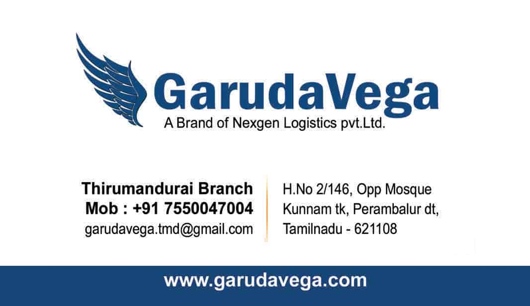 Garudavega International Parcel Services, Thirumanthurai