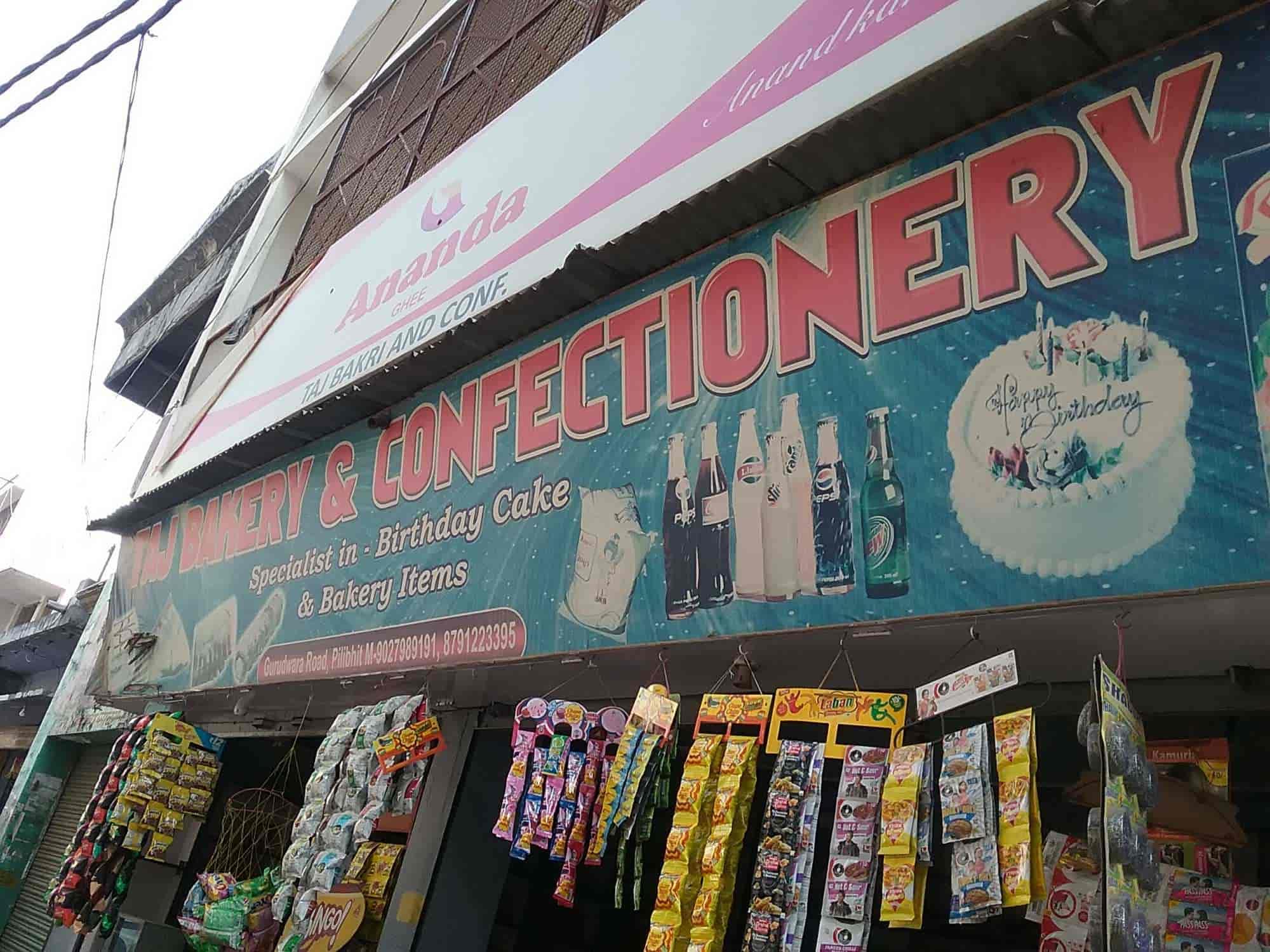 Taj Bakery Confectionery Photos Pilibhit City