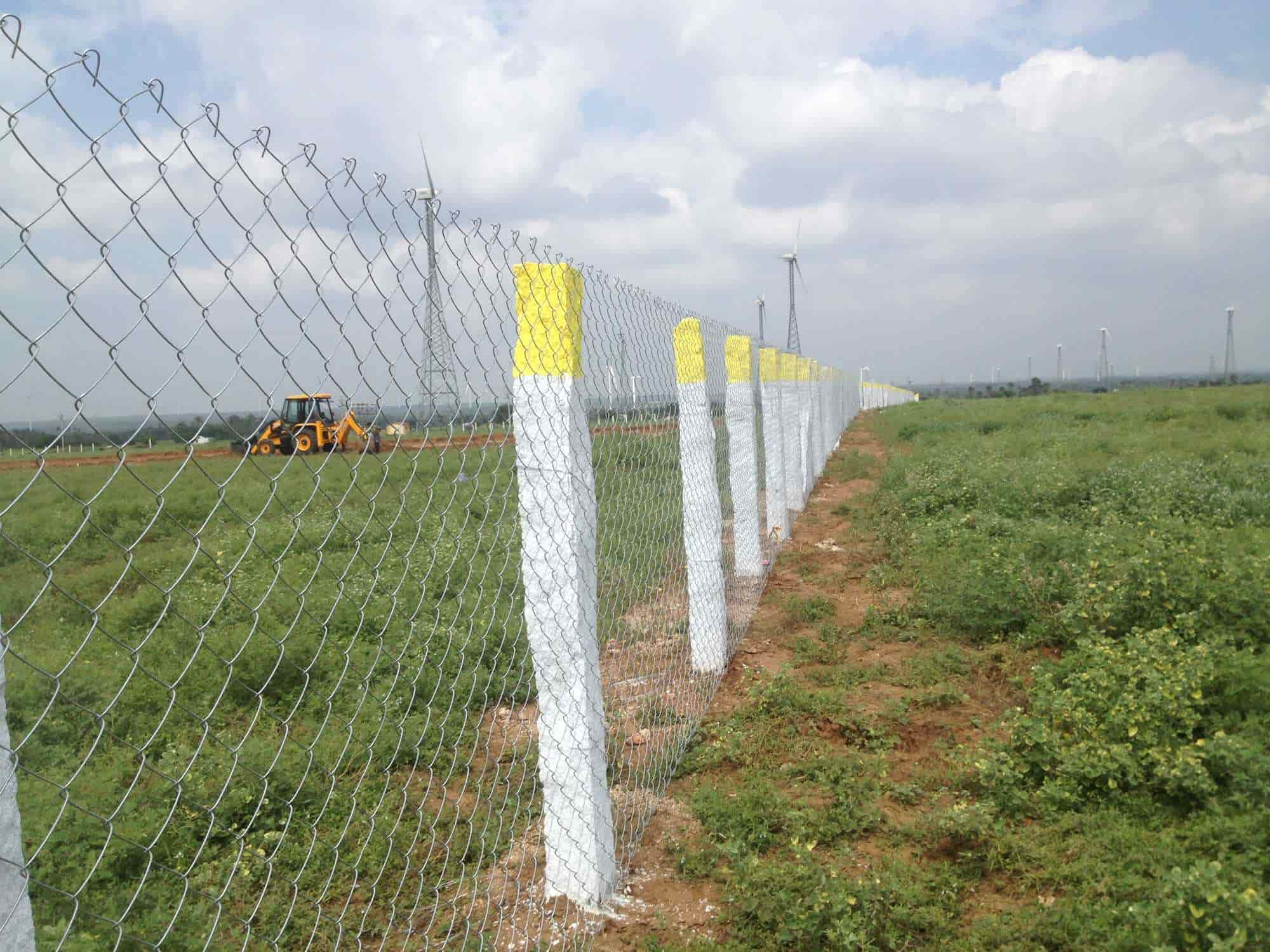 L S Fence & Wire Netting, Udumalai Road - Gabion
