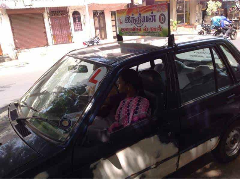 Indian Driving School Photos, Pondicherry Ho, Pondicherry