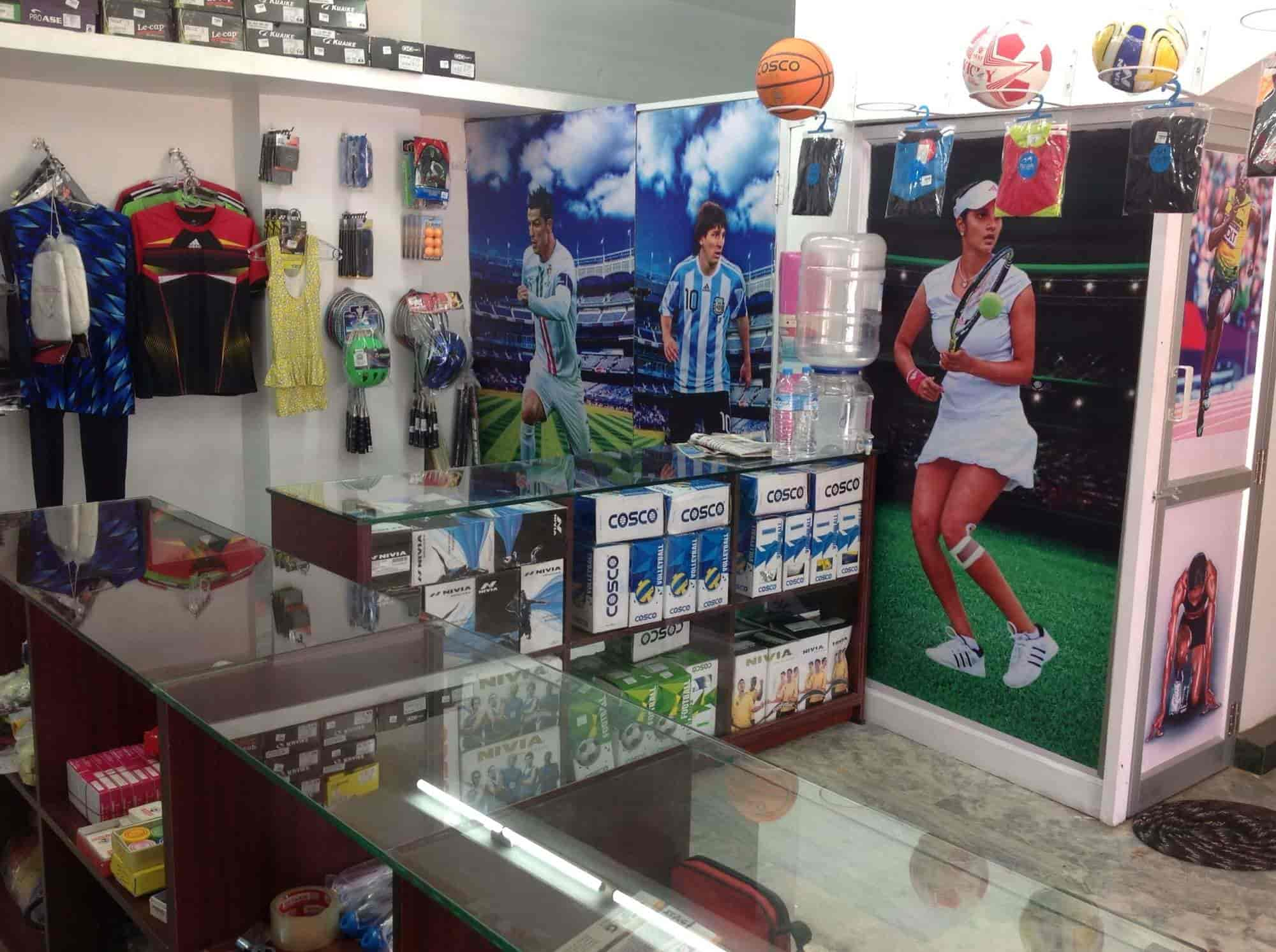 India Sports Shop, Thattanchavadi - Sports Goods Dealers in ...