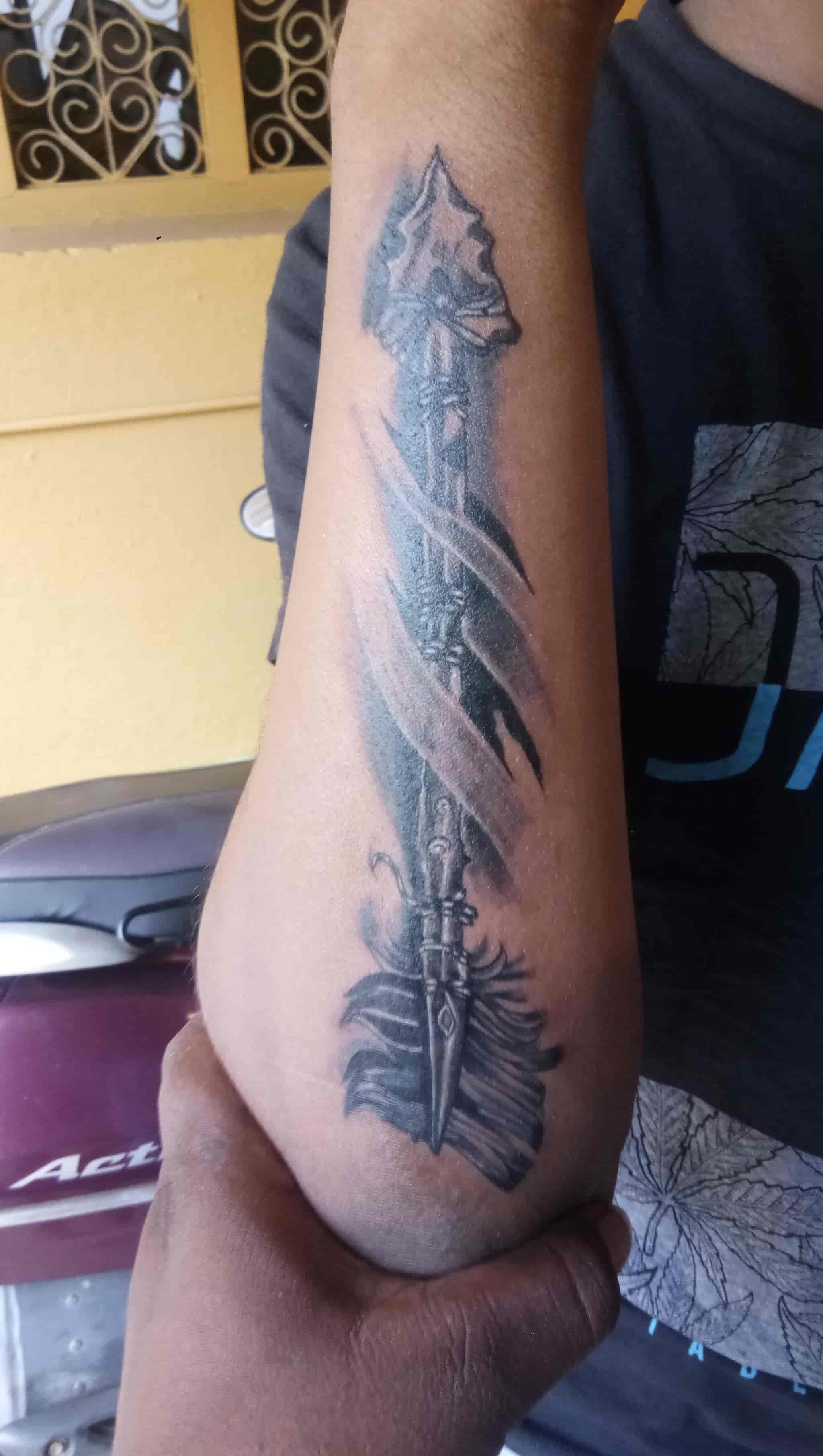 5dc1dbec5 Tattoo Hunter, Muthialpet - Tattoo Artists in Pondicherry - Justdial