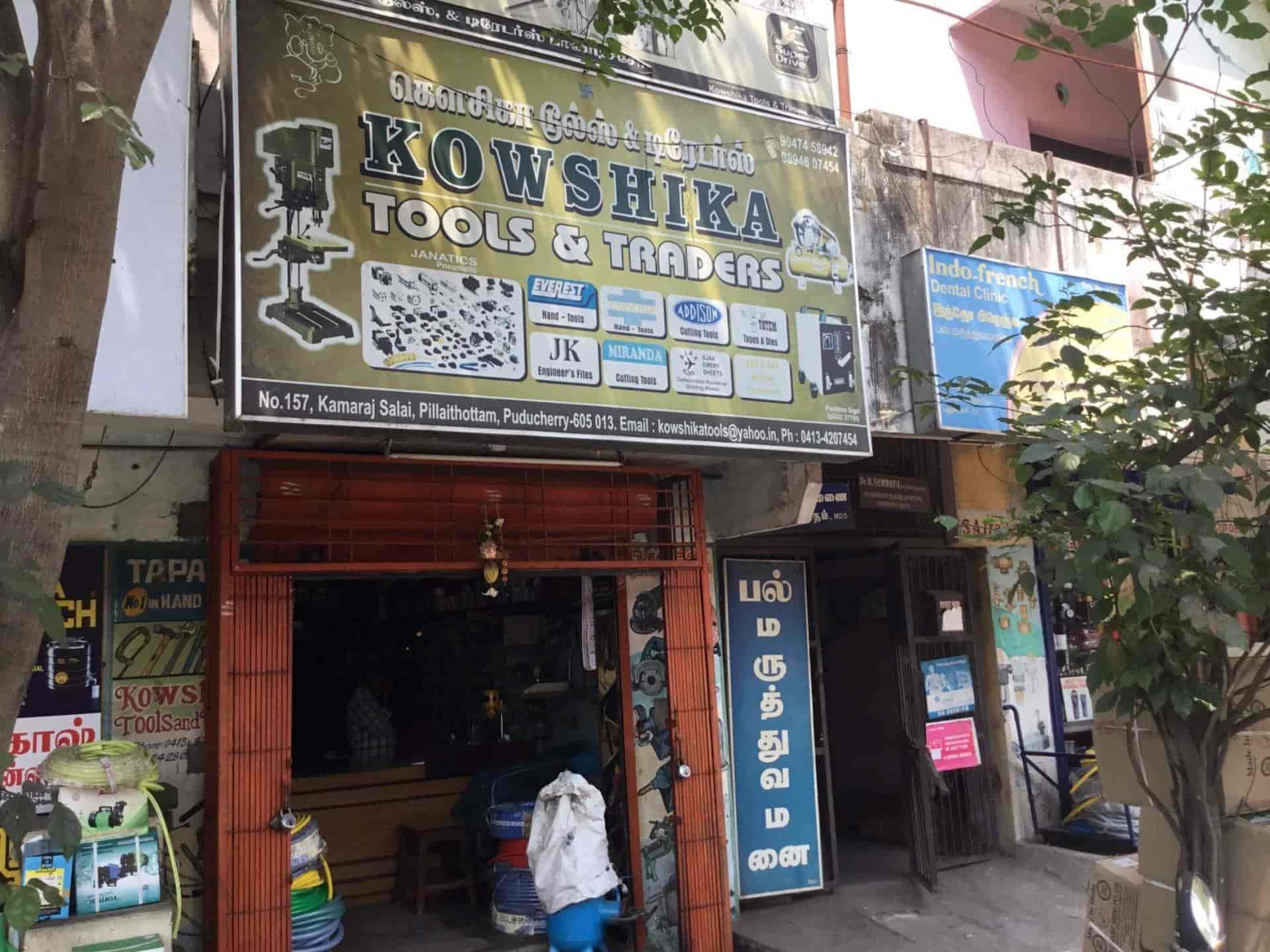 Kowshika Tools & Traders, Saram - Hand Tool Dealers in