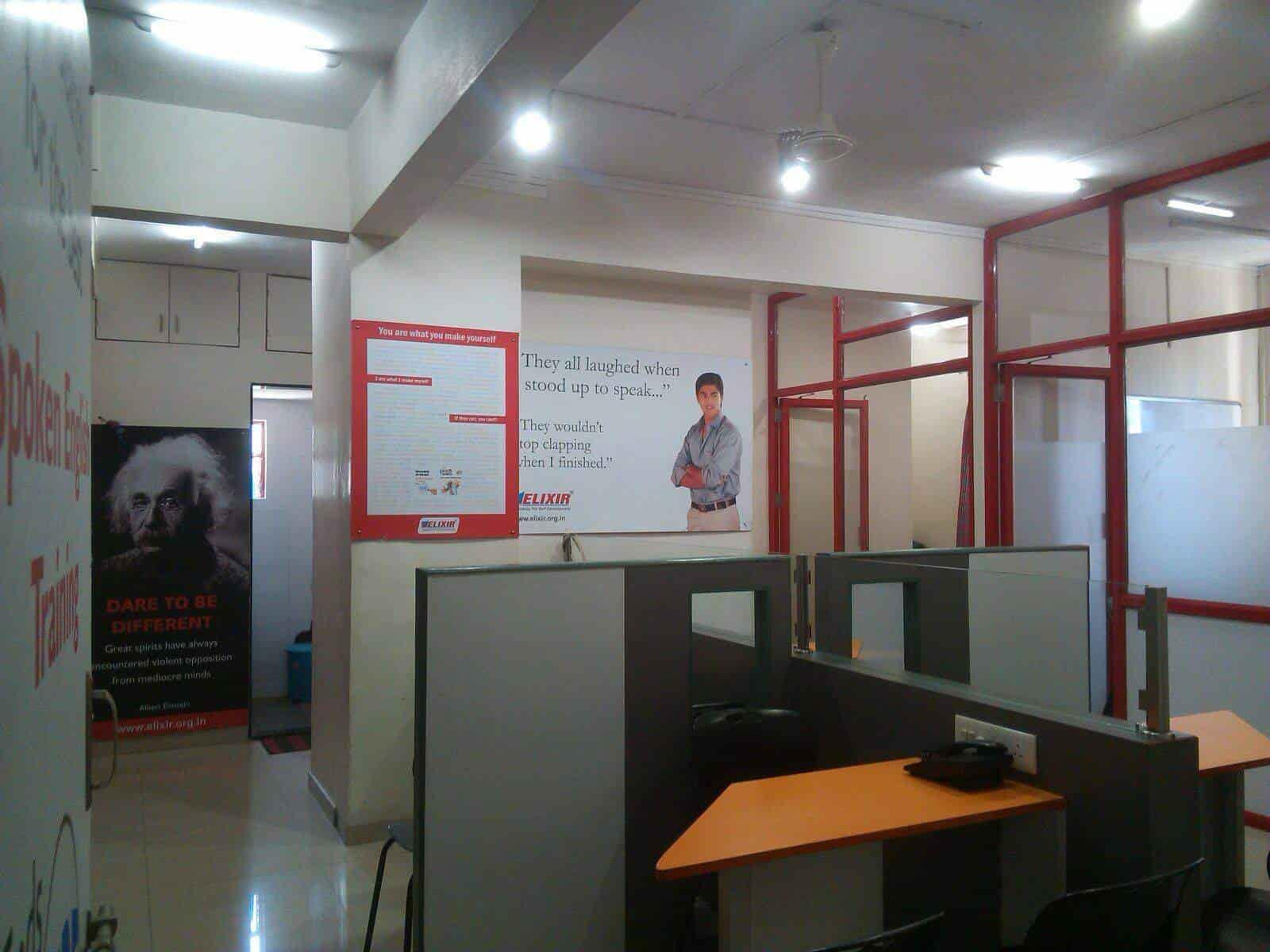 Elixir Training Services Pvt Ltd, Aundh - Language Classes For