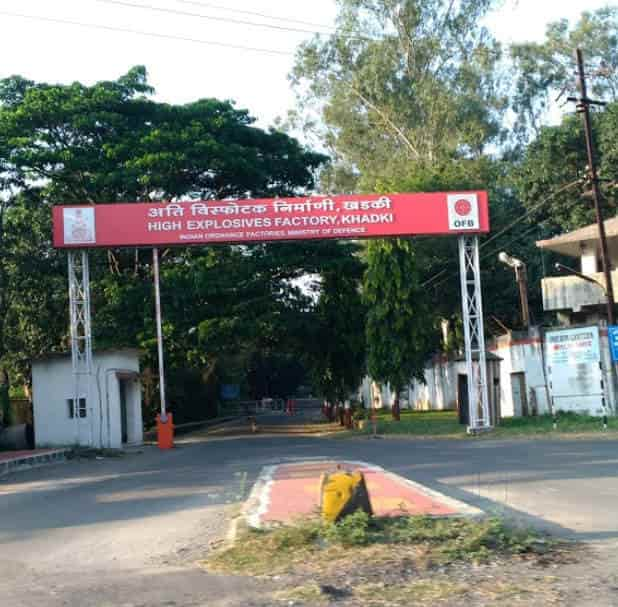 High Explosive Factory, Khadki - Government Organisations in Pune - Justdial