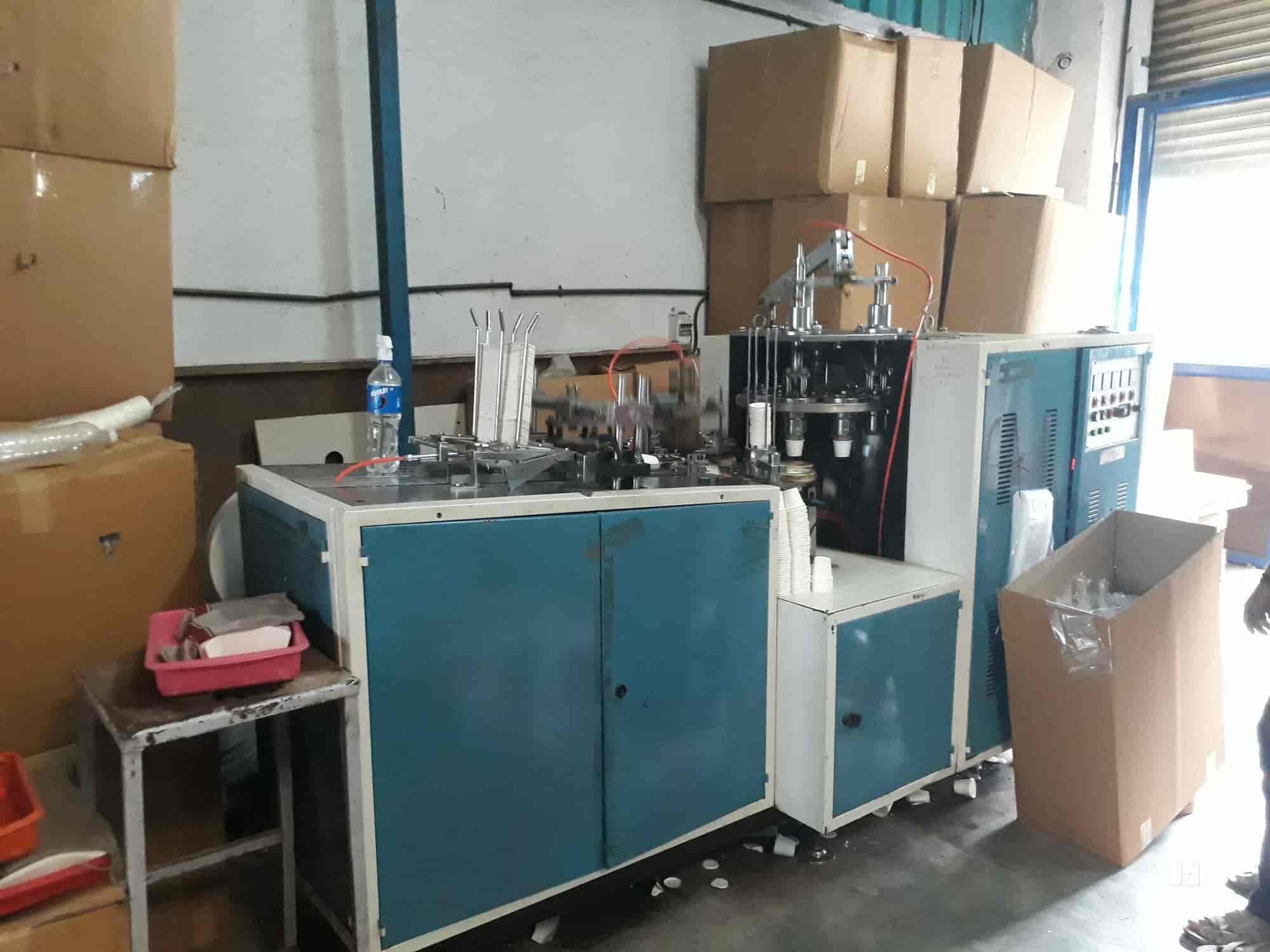 Cdc Industries, Katraj - Paper Cup Manufacturers in Pune