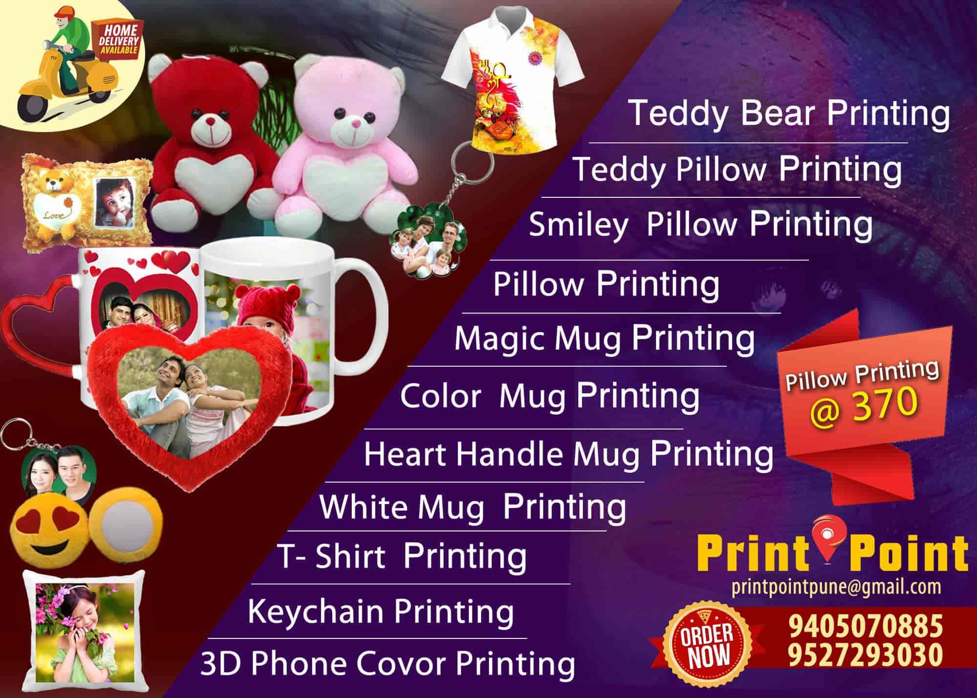 Print Point Chikhali Flex Printing