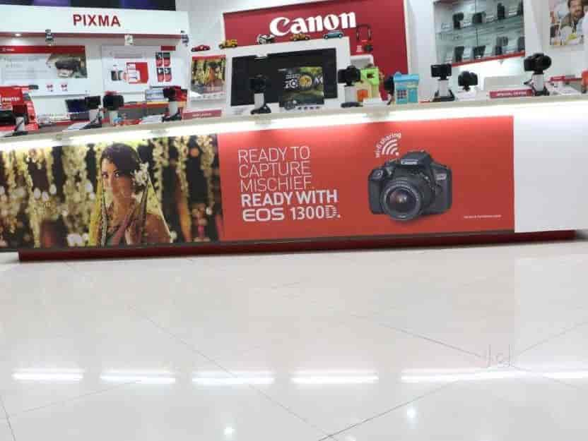 Canon India Pvt Ltd, Shivaji Nagar Model Colony