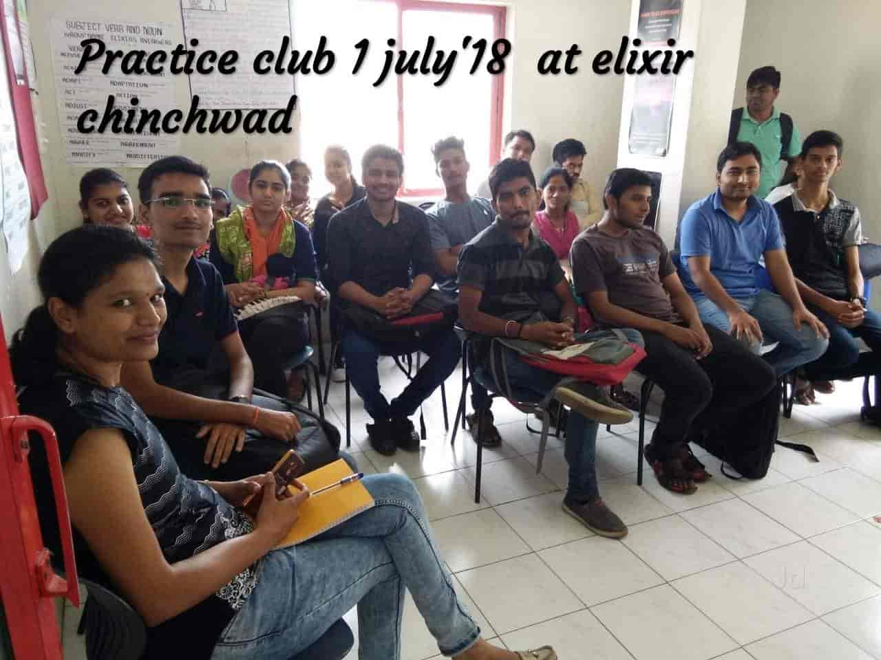Elixir Training Services Pvt Ltd, Chinchwad - Language Classes For