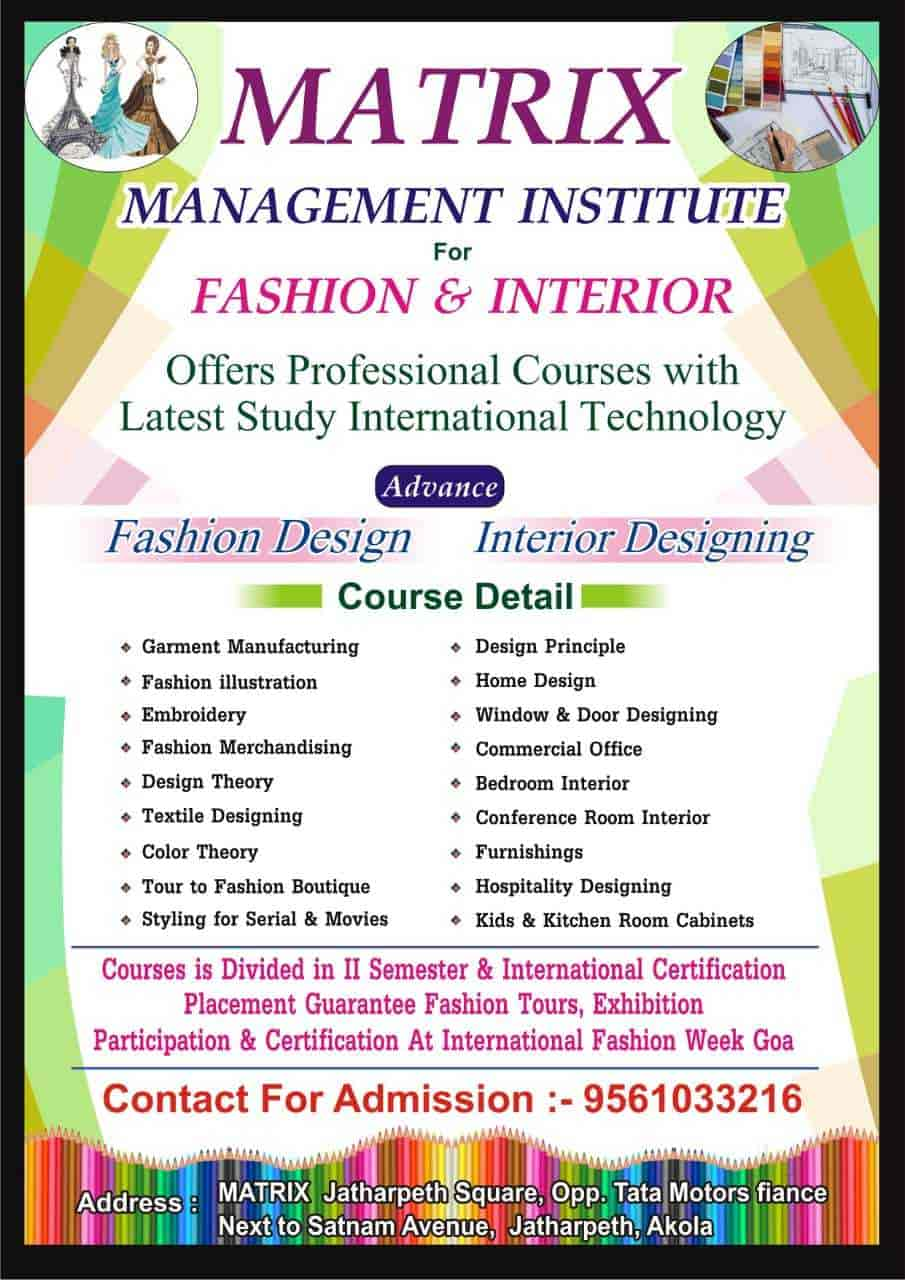 Ace Institute Of Fashion Designing Jatharpeth Institutes In Akola Justdial
