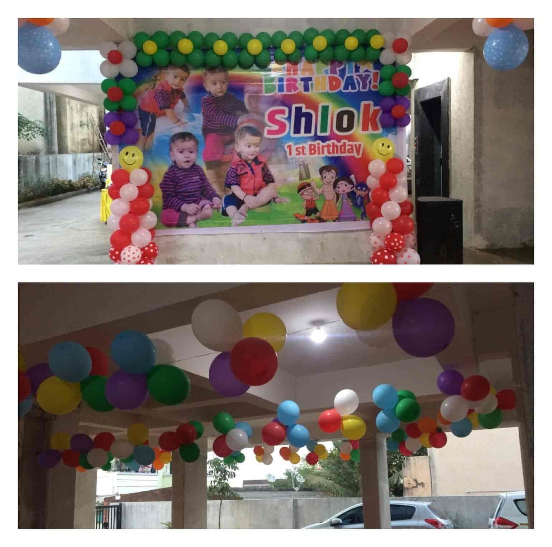 Jai Ganesh Balloons Decorators Photos Wakad Pune Pictures