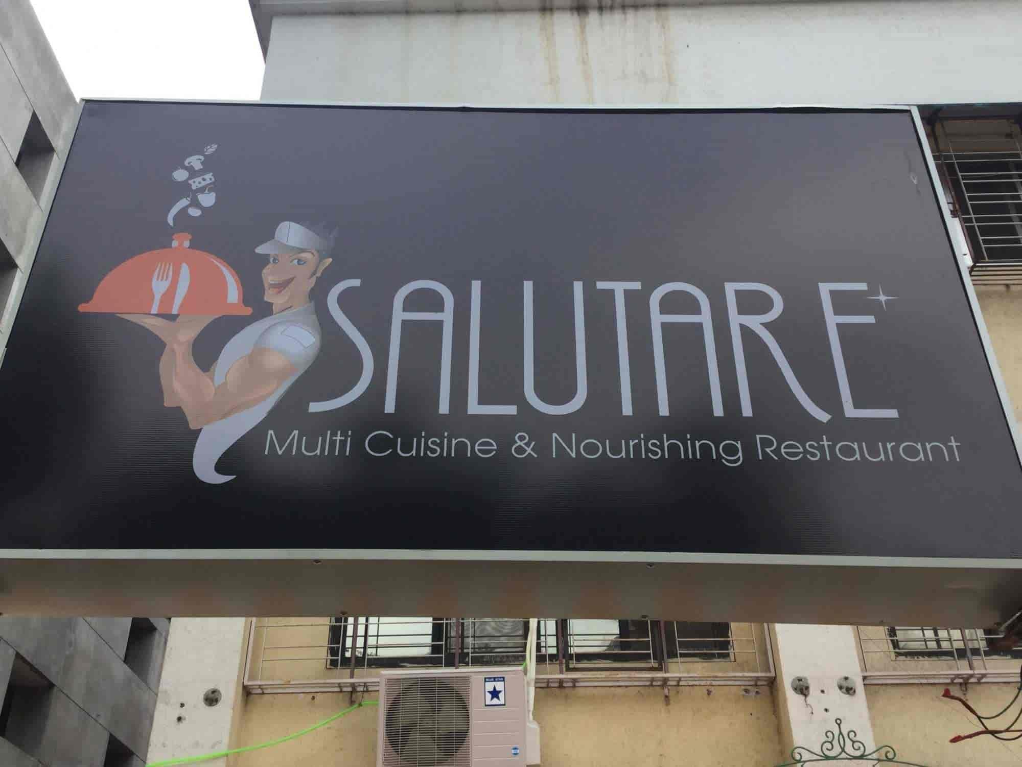 Salutare Multi Cuisine Nourishing Restaurant Photos, Model Colony ...