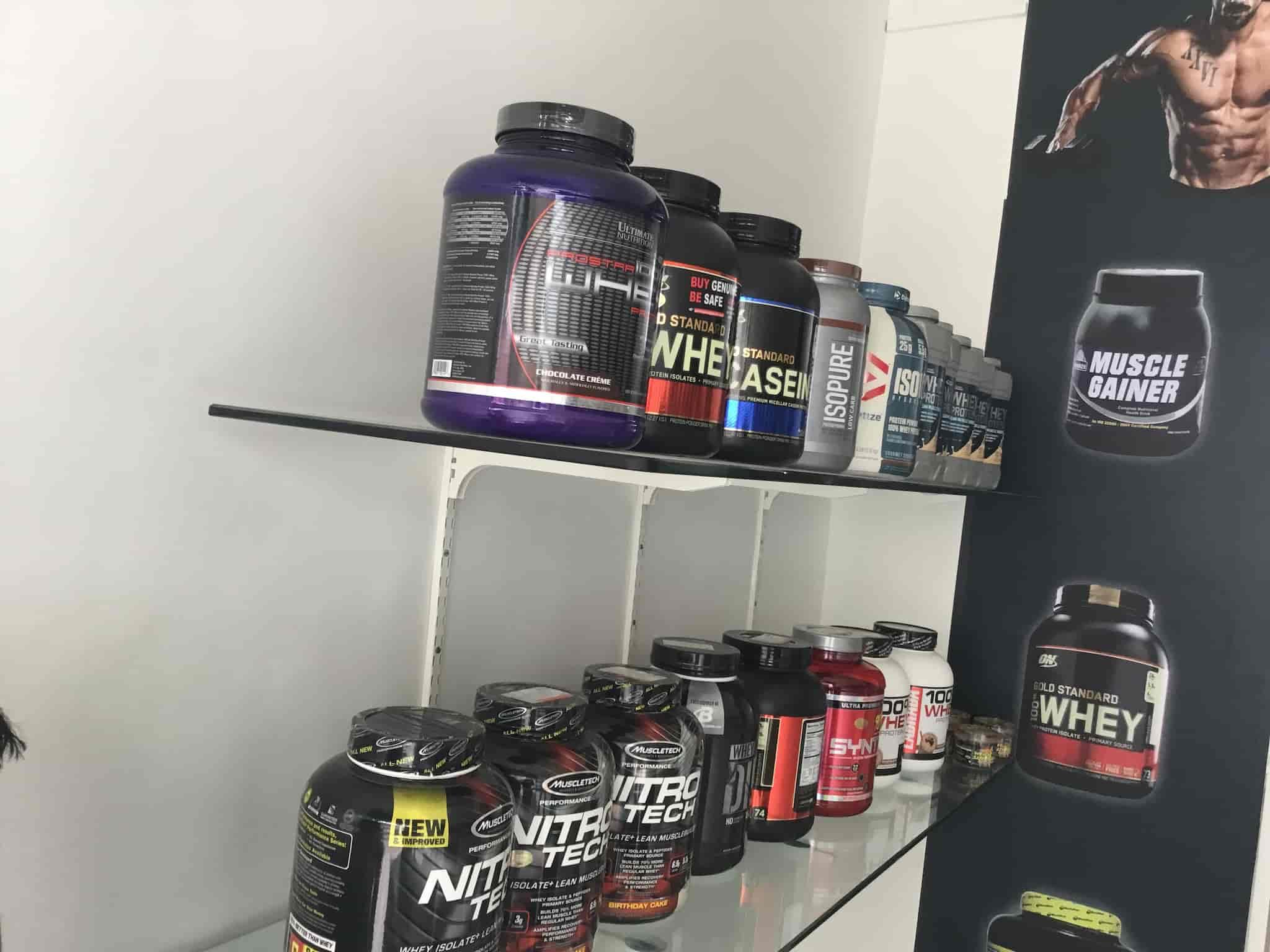 Musclen Nutrition Nanded Phata