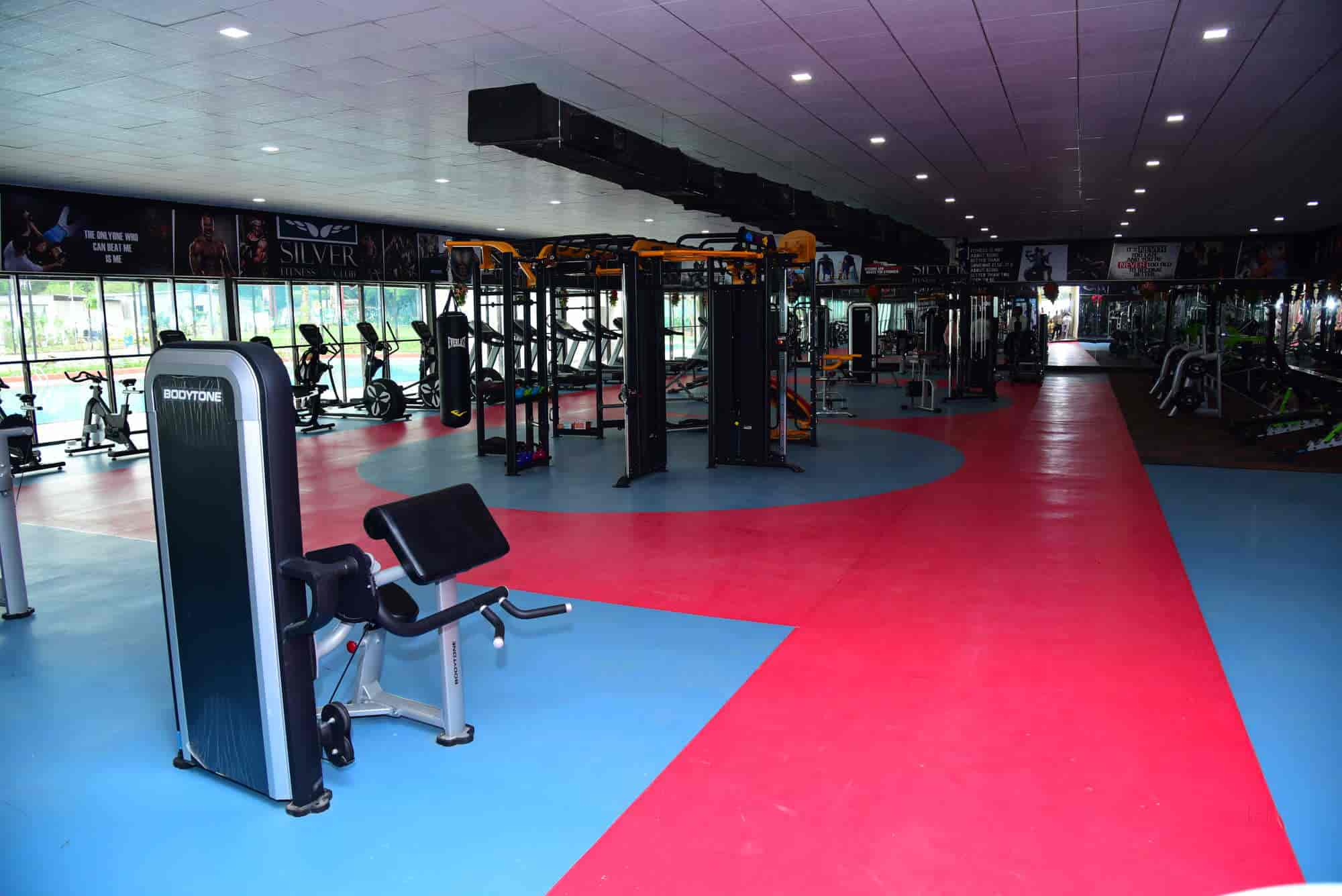 Silver Fitness Club, Dhayari - Gyms in