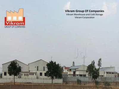 Vikram Warehouse and Cold Storage, Dhankawadi - Warehouses