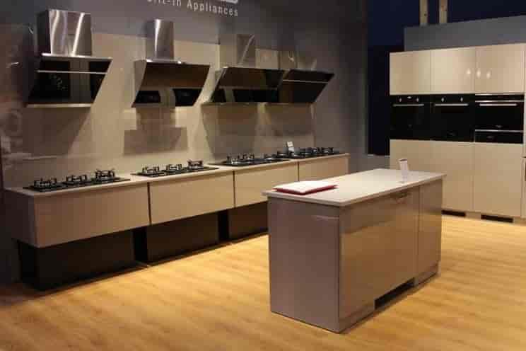 Hafele INDIA Pvt Ltd, Market Yard - Modular Kitchen Dealers