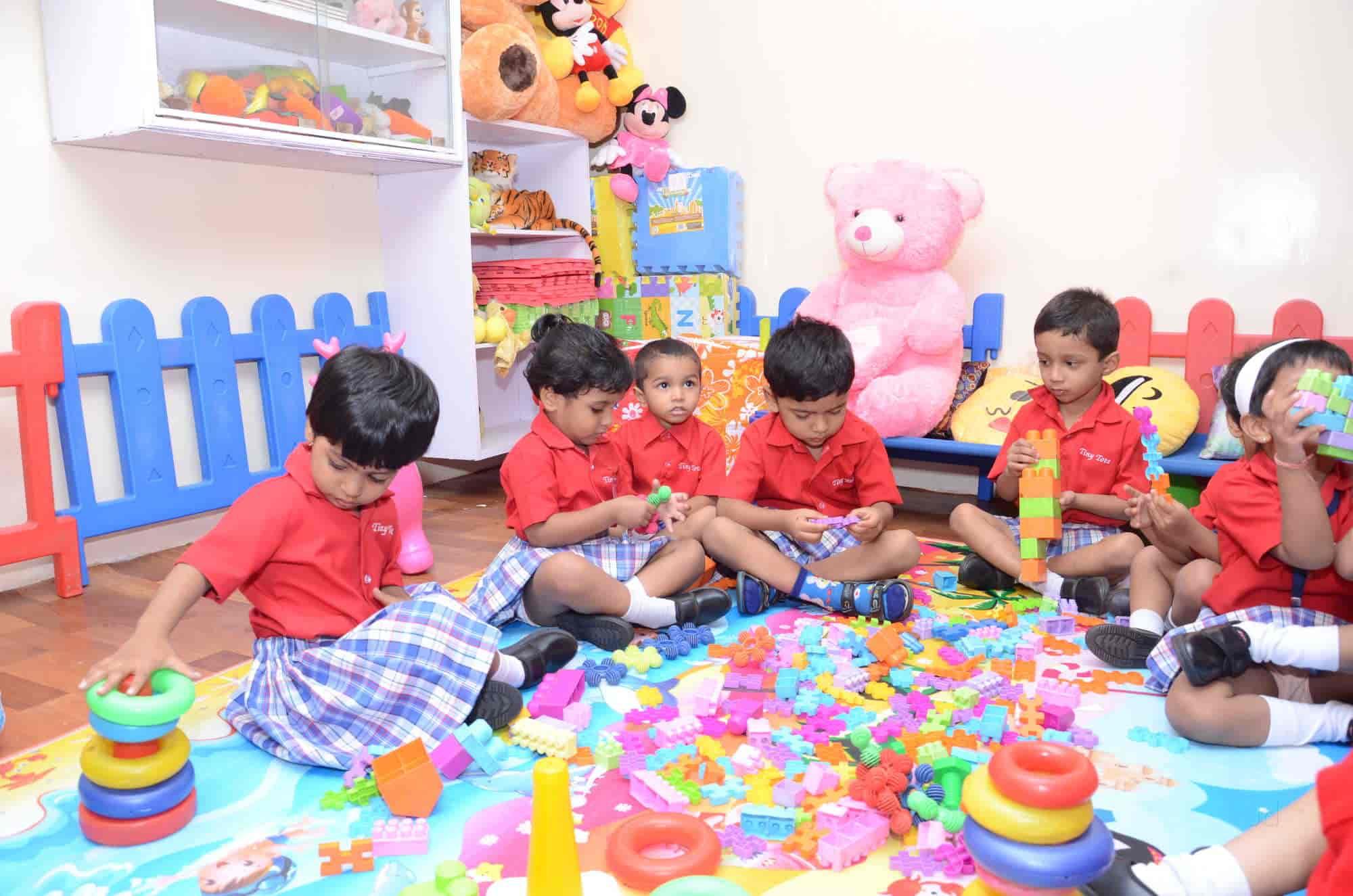Tiny Tots Nursery School, Bibvewadi - Playgroups in pune