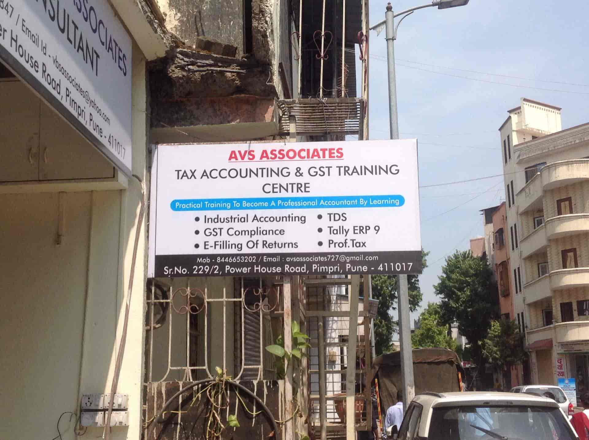 AVS Associates, Pimpri - GST Training Institutes in Pune