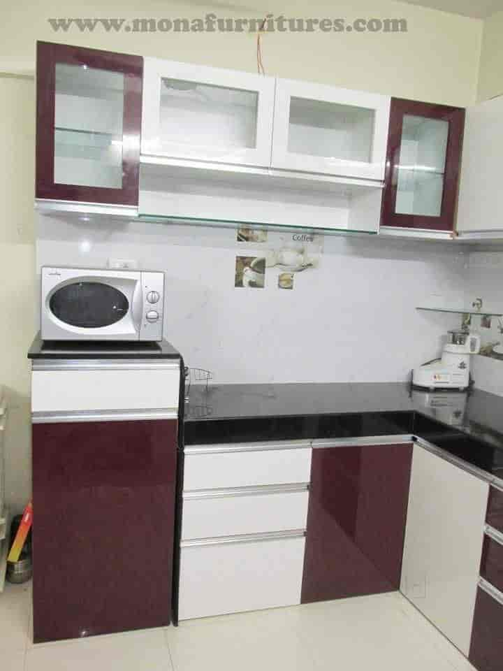 Mona Furniture And Kitchen Trolley Warje Furniture Dealers In