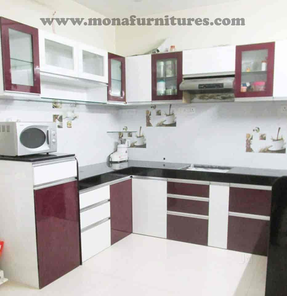 Mona Furniture And Kitchen Trolley Photos Warje Pune Pictures