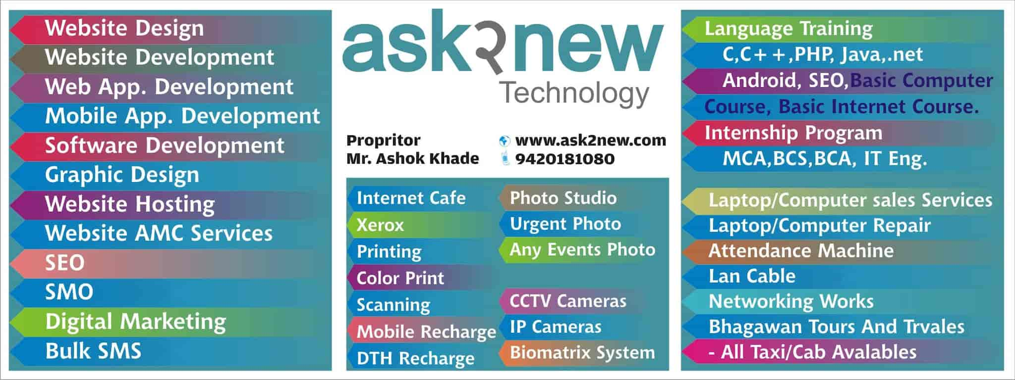 Ask24 It Solutions Photos, Hadapsar, Pune- Pictures & Images Gallery