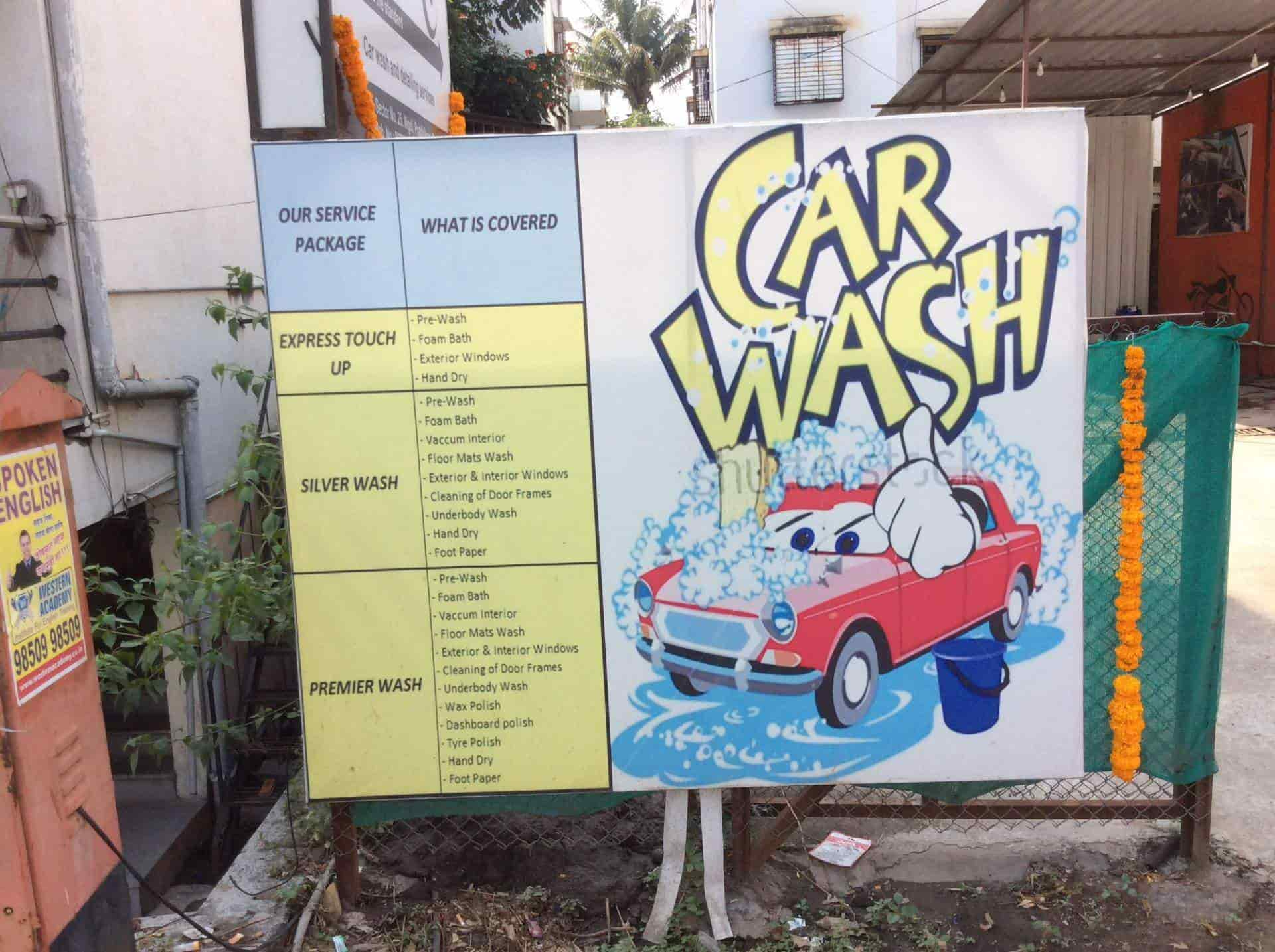 Car Tek Car Wash And Detailing Services Photos Pradhikaran Pune